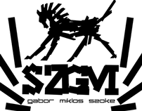 Logo + Flyer design for SZGM