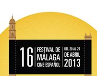 16 Edición Festival de Cine de Málaga