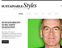 Sustainable Styles