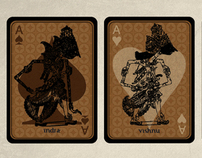 Student Project: Javanese Wayang Playing Cards