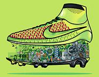 Inside Nike Magisto