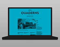 Quaderns Website