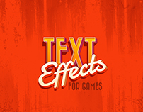 Text Effects For Games 3