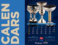 Calendar Ikom for 1999