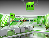 "Exhibition stand ""RT"""