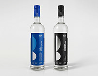 Vrachoritiko - Ouzo and Tsipouro Packaging