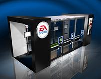 Electronic Arts Retail Displays