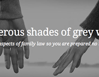 Roberts Family Law Responsive Web Design