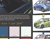 Promotional Booklet - Chevy Spark