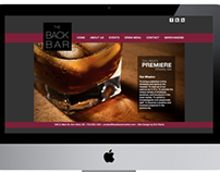The Back Bar - Brand Package