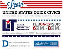 LIT U.S. Citizenship Class Promotions