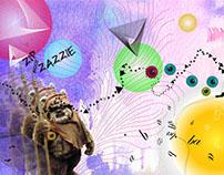 Aza Nizi Maza // Polka Dot Dotty