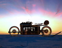 ARX-4 Steampunk