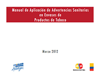 MSP - Advertencias Sanitarias (manual)