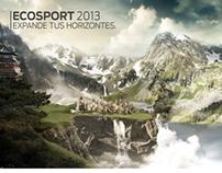 Ecosport 2013 - Matte painting