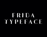 Typeface Design - Frida Typeface