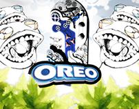 Stand Oreo