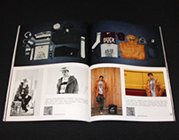 Run For Cover - Lookbook / Magazine