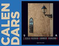 Calendar DETEER for 2007