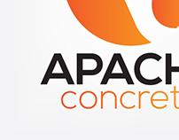 Apache Concrete Logo