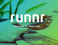 Payments for Runnr