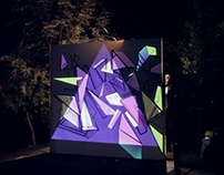Augmented Tape Art @ Stroke Festival Berlin