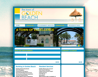 Golden Beach Web Work