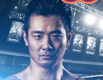 UFC Poster Design