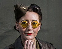Goodwood Revival Portraits