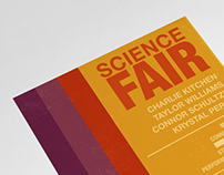 Science Fair Event Flyer - 2015