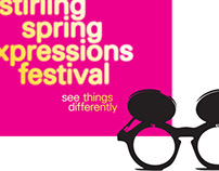 Stirling Spring Expressions Festival