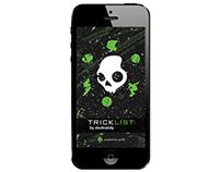 TrickList - Skullcandy Game