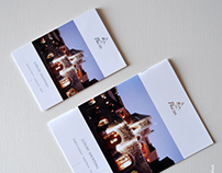Piazza del Principe - Porto Cervo - Brochure & Flyer