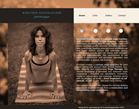 KirschenYoga website