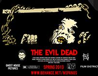 EVIL DEAD Poster 2013