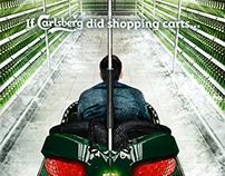 If Carlsberg did shopping carts for Carlsberg