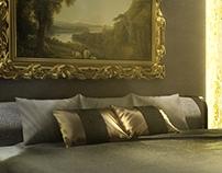 Render for interior design
