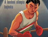 Boxing Comic book