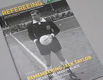 The FA Referee Magazines