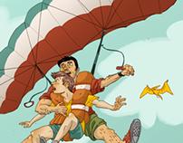 2011-12 Illustration, poster works
