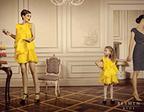 PRINT CAMPAIGN FOR BEYMEN KIDS