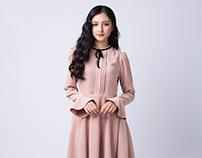 Chụp ảnh thời trang nữ Hàn Quốc