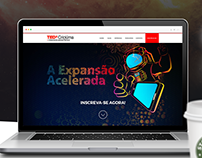 TEDxCriciúma - Kind of a cool webiste