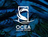 OCEA - Logo Design