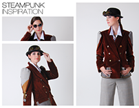 STEAMPUNK - Victorian style in the XXI. century