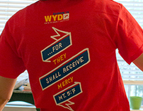 World Youth Day TV Crew Shirts