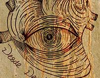 """Arte de CD Tango Son """"Desde dentro"""" (2012)"""