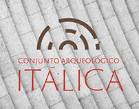 Itálica - Rediseño de Marca