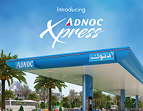 ADNOC Linear Campaign Animations