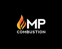 MP Combustion Brand Identity